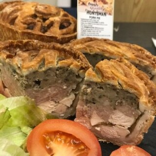 Hunstman's Pork Pie