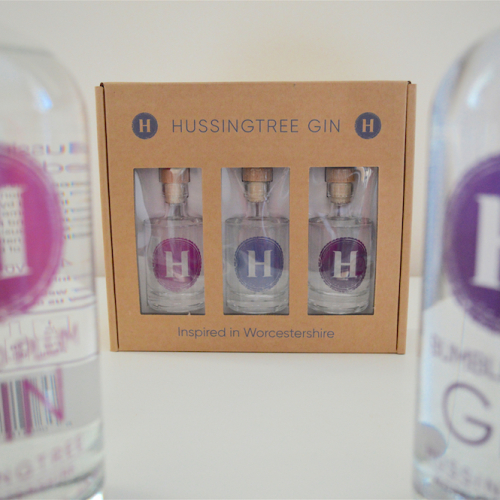Hussingtree Gin Gift Pack