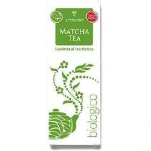 Il Modicano White Chocolate • Matcha Tea
