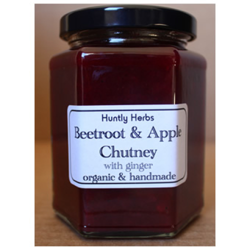 Beetroot & Apple Chutney