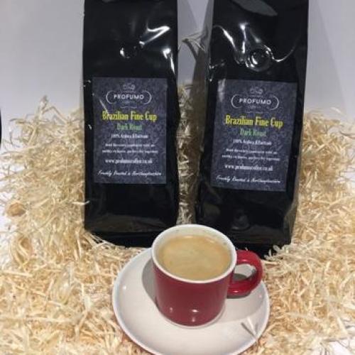 Dark Brazil Fine Cup Coffee Beans