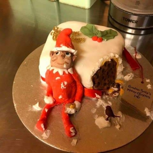 Grandma's Mature Rich Christmas Cake (prices from)
