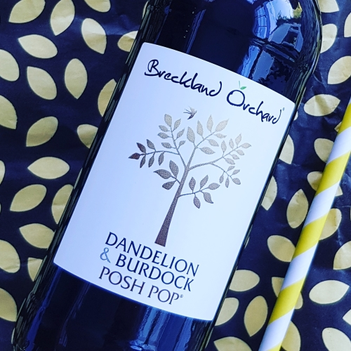 Dandelion and Burdock Posh Pop by Breckland Orchard