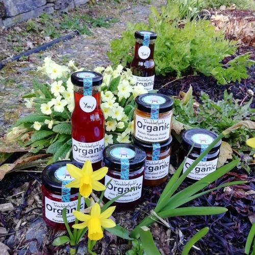 Starter pack of Organic Jams