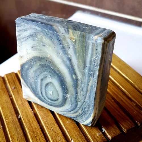 HANDMADE DETOX SOAP BAR