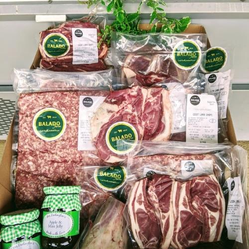 Whole Balado Lamb Box