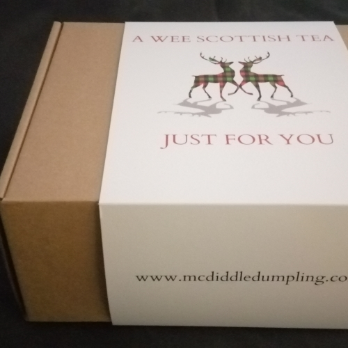A WEE SCOTTISH TEA GIFT BOX