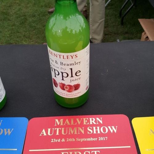Bentleys apple juice