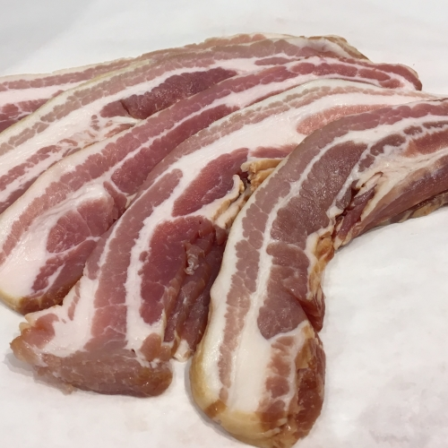 Green Streaky Bacon (un-smoked)