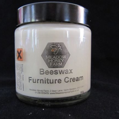 Beeswax Furniture Cream