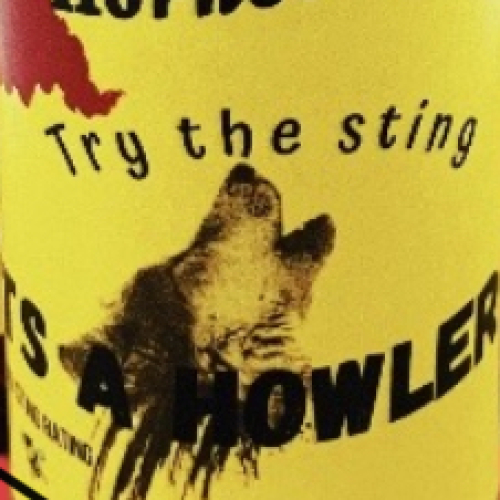 It's a Howler