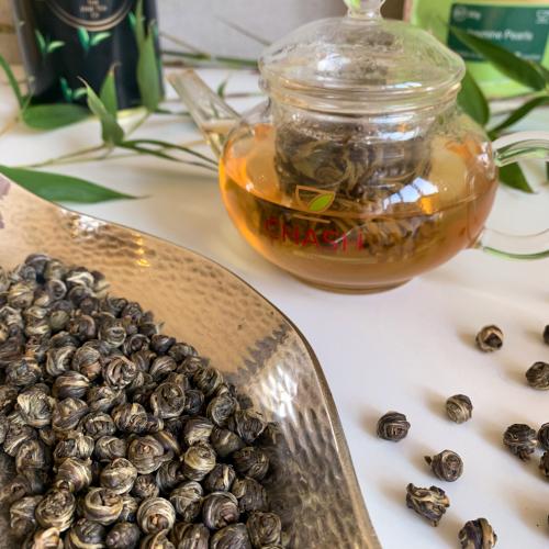 Jasmine Pearls - Loose Leaf