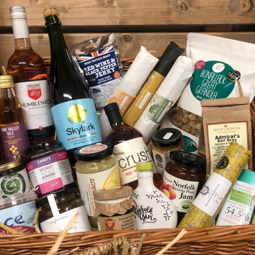 The Best of Norfolk Hamper