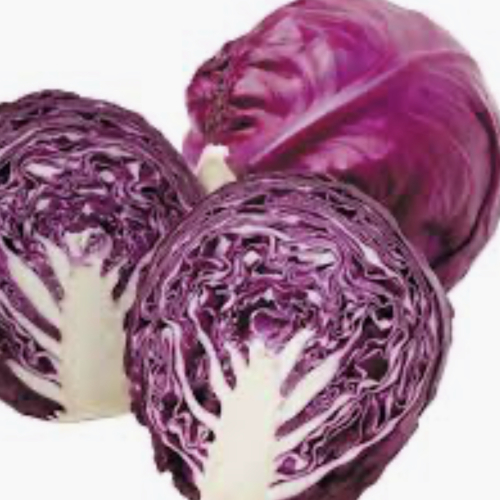 Red cabbage - Whole