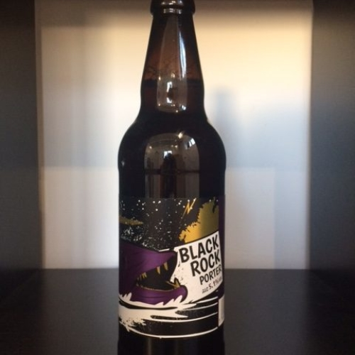 Black Rock 500ml Bottled Ale
