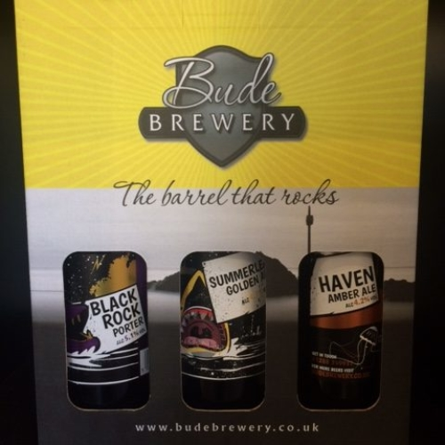 Bude Brewery Gift Pack