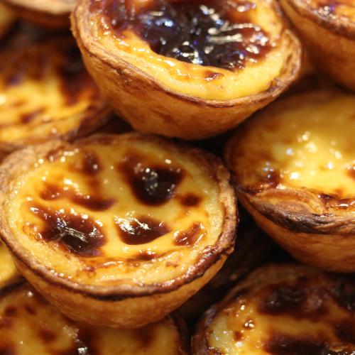 Pastel de Nata (Portuguese Custard Tart)