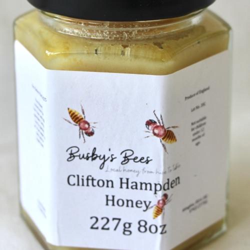 Clifton Hampden Set Honey