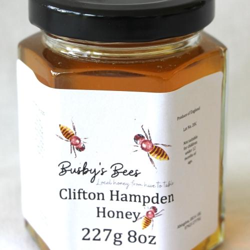 Clifton Hampden Runny Honey
