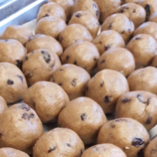 Cinnamon & Sultana Cookies