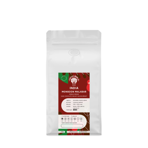India Monsoon Malabar Coffee