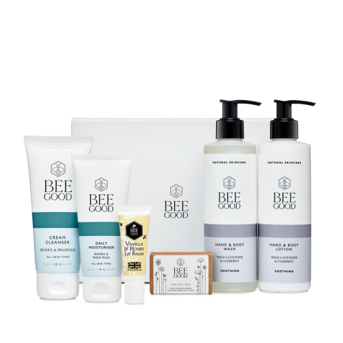 Indulgent Face & Body Collection