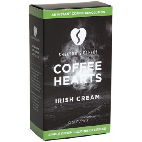 SHELTON'S IRISH CREAM COFFEE HEARTS