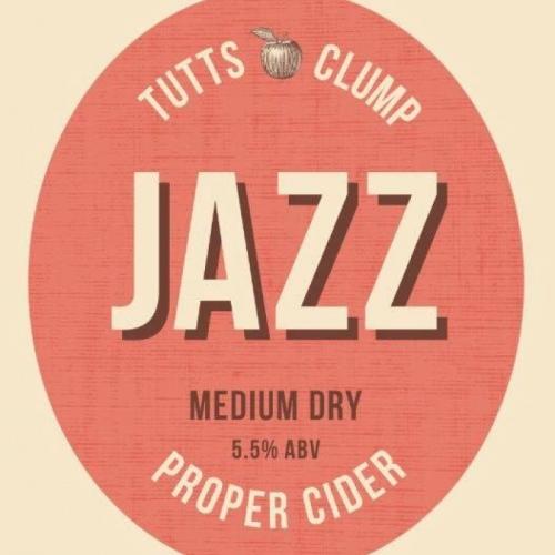 Single Variety Jazz Cider 5.5% ABV
