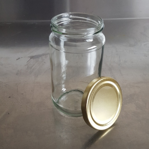 Jar 70mm lid