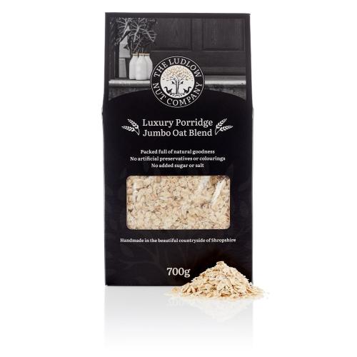 Buy 2 x Jumbo Oat Blend Porridges and save £1.00