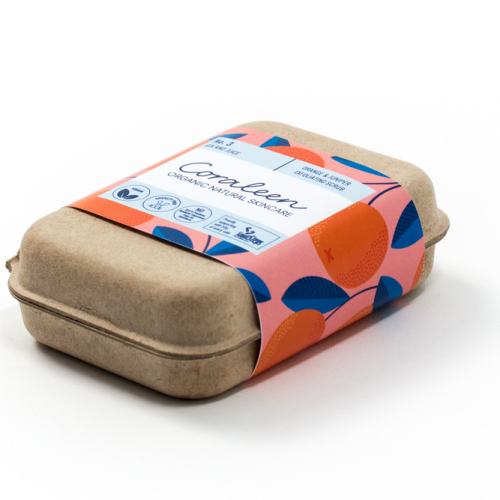 Organic Juniper and Orange Soap Bar