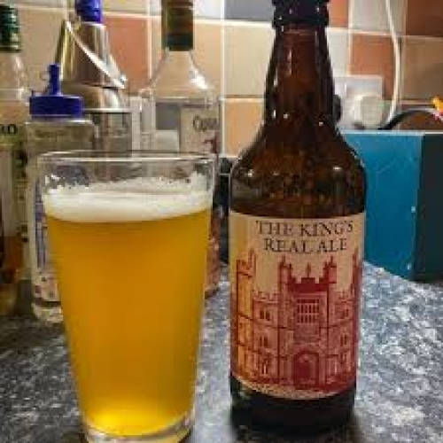 Greyhound's King's Real Ale