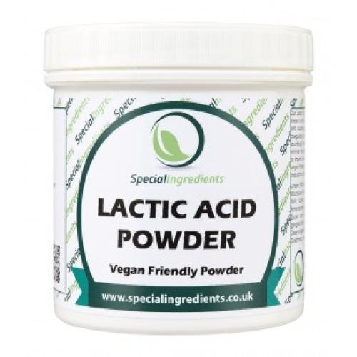 Special Ingredients Lactic Acid Powder 100g
