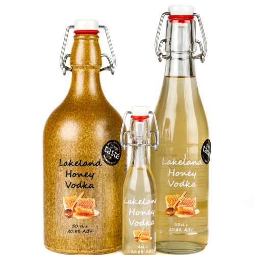 Lakeland Honey Vodka Liqueur