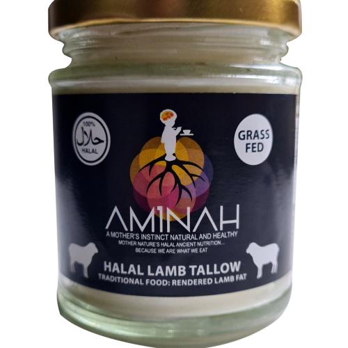 HALAL LAMB TALLOW