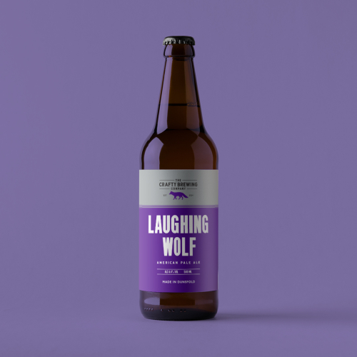 Laughing Wolf  - American Pale Ale - 4.4%