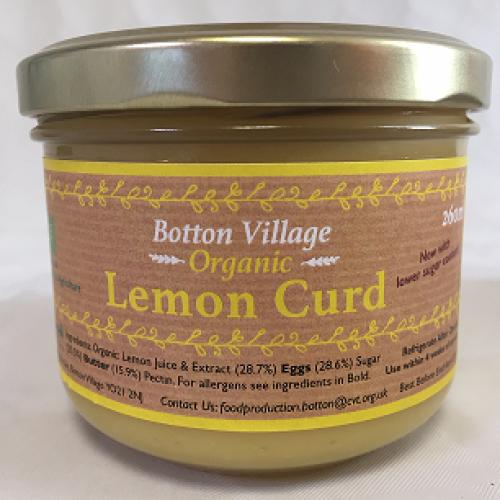 Lemon Curd, Organic