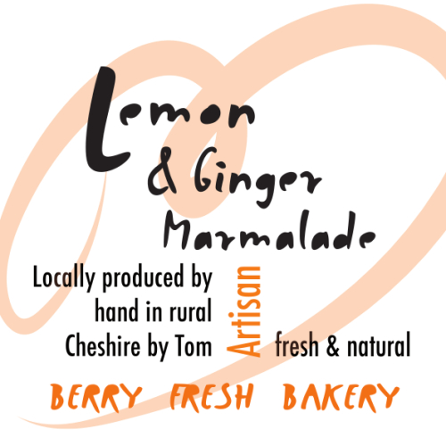 Lemon & Ginger Marmalade