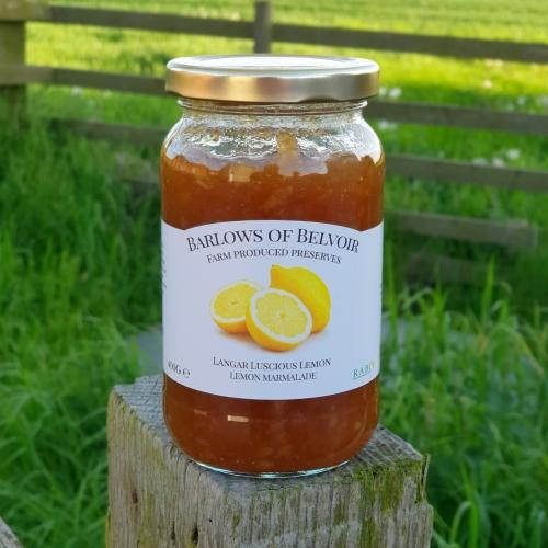 Langar Luscious Lemon Marmalade