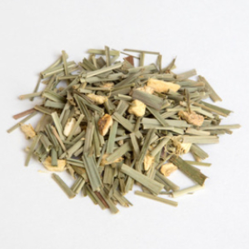 Lemongrass and Ginger loose leaf tea