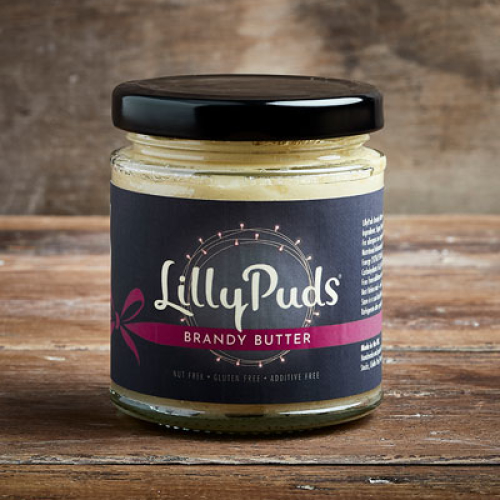 LillyPuds Brandy Butter