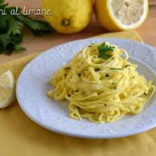 Bella Italia Tagliatelle al Limone - Lemon Tagliatelle