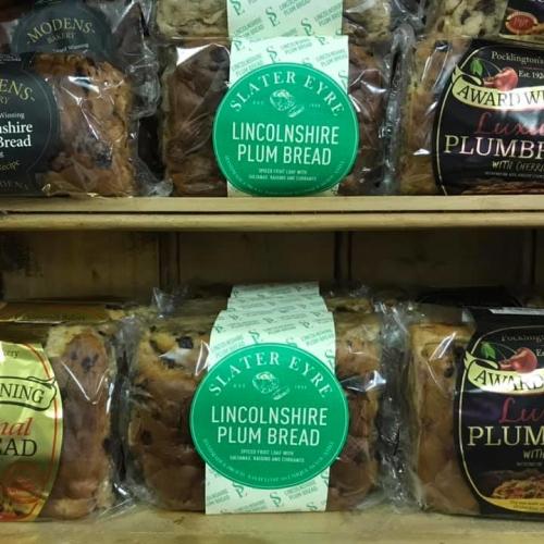 Lincolnshire Plum Loaf