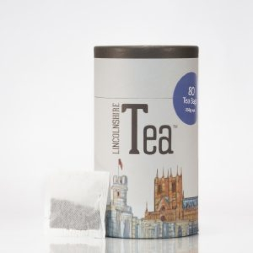 Lincolnshire Tea Tube 80 paper Bags