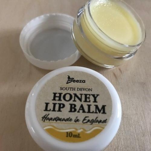 Honey Lip Balm 10ml jar