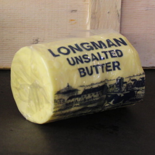 Longmans Unsalted Butter