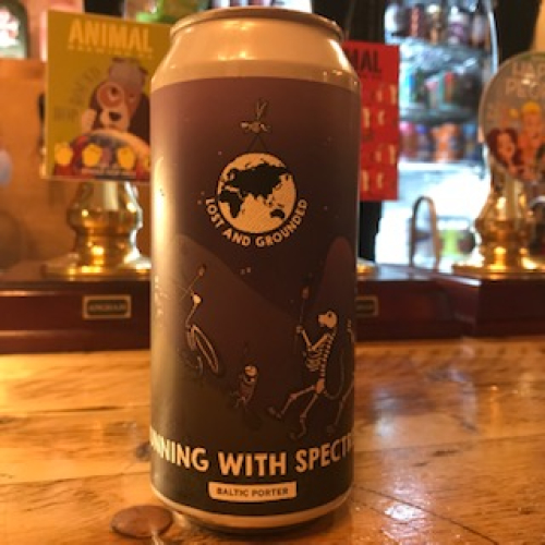 Lost & Grounded - Running With Spectres - Baltic Porter