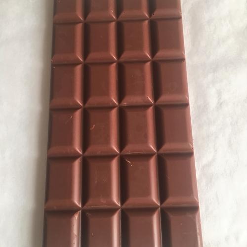 Single Origin Milk Chocolate Bar 100g Grand Cru de Sambirano 80%,