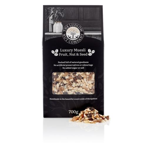 Buy 2 x Luxury Muesli Fruit Nut & Seed and save £1.00