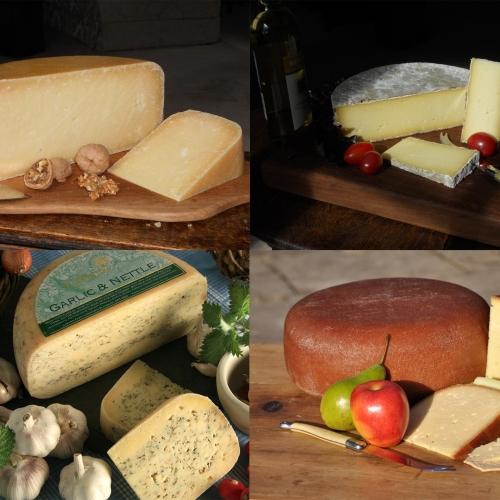 Lyburn Cheese Selection  Box